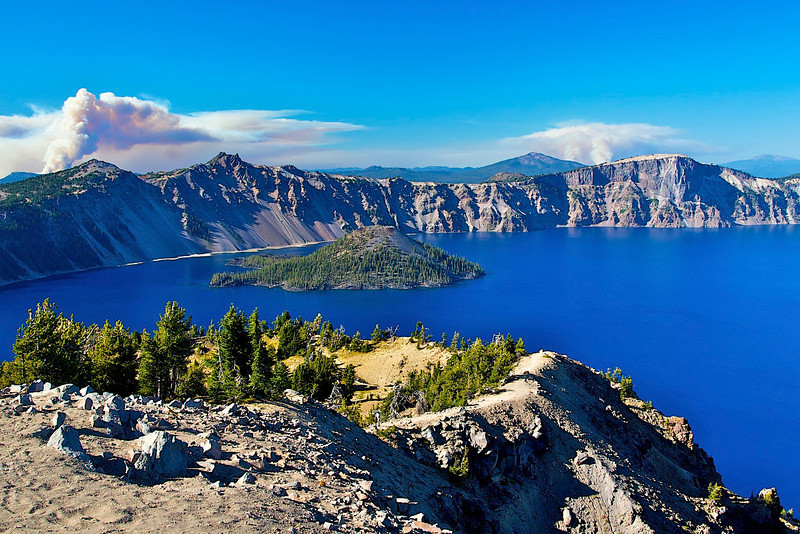 Crater Lake, Oregon 1