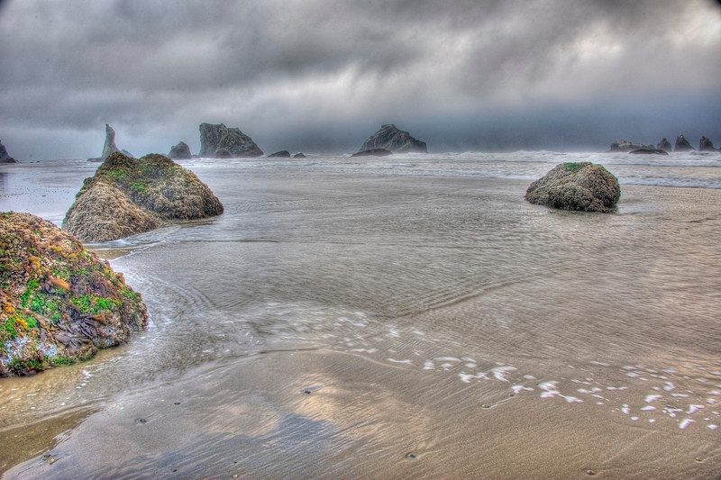 Southern Oregon Coast at Bandon