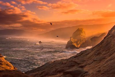 Cape Kiwanda Sunrise