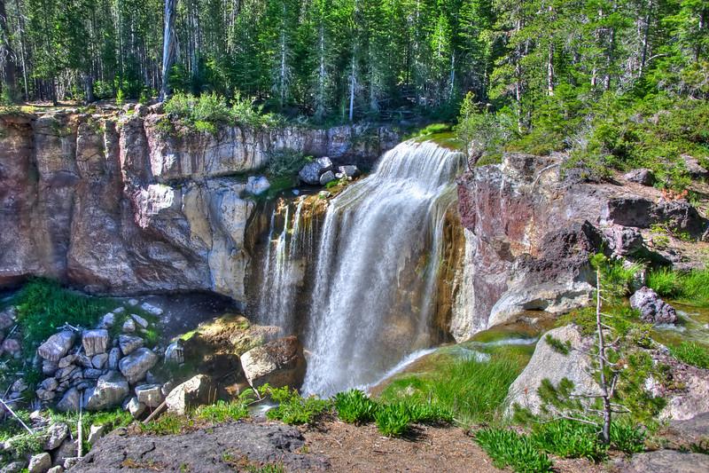 Palina Falls