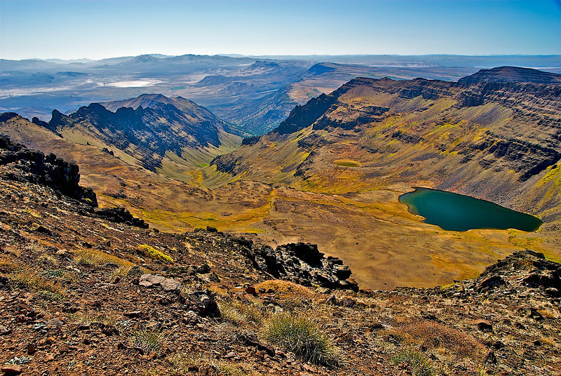 Steens Mt., Oregon