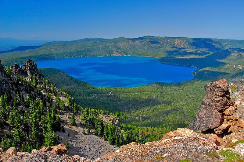 Palina Lake, Oregon