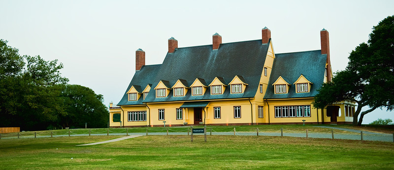 Whalehead Club - built around 1925