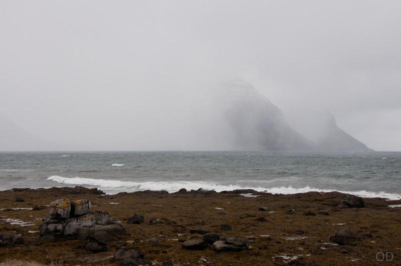 Á leiðinni til Súðavíkur
