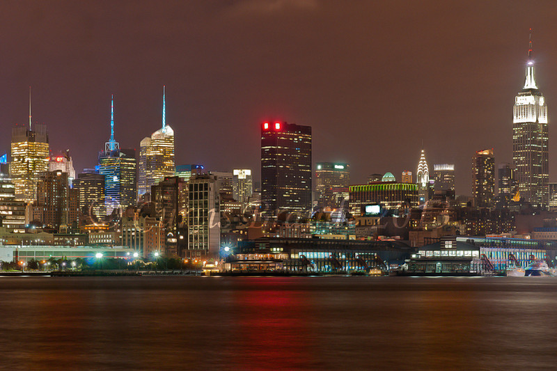 2013<br /> New York City Skyline from the NJ side / Hoboken
