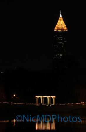 Piedmont Park Colors