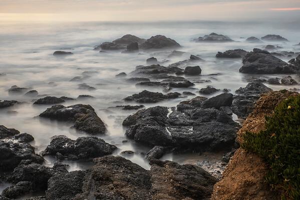 Pigeon Point Lighthouse- CA coast