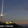 Pigeon Point Lighthouse, California : This lighthouse turn on it's fresnel lens once a year on its anniversary( mid November around the 17th). For the first five minutes, the lens is stationary which allows light beams to form. This shot is a double-exposure so you can see detail of the structures.( it is number three)