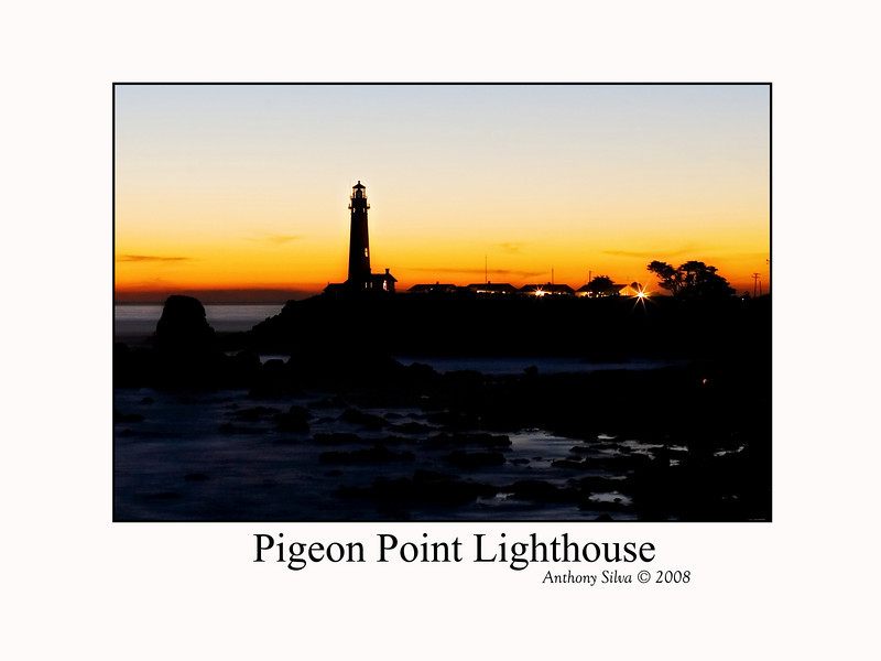 Pigeon Point Lighthouse 18x24