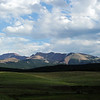 A view of Pike's Peak from Divide, Colorado 8983a