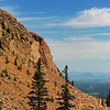 View from Pike's Peak Highway 8709a