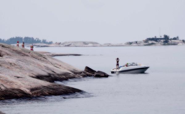 Pine Island Georgian Bay
