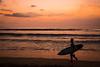 Every Journey Has An End @ Kuta Beach, Bali