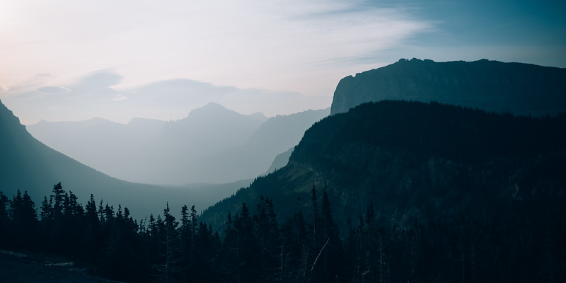 Going-to-the-sun Road - Glacier National Park, MT