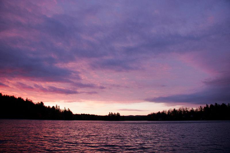 Sunrise at Higley