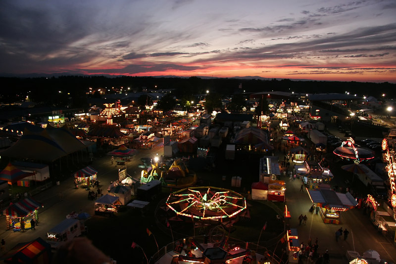 Champlain Valley Fairgrounds