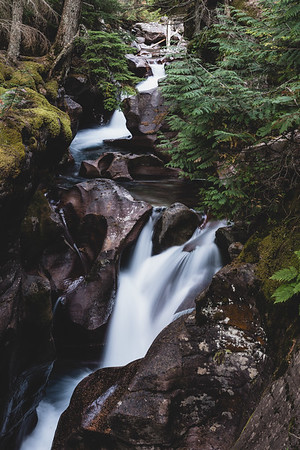 Avalanche Lake Trail - Glacier National Park, MT
