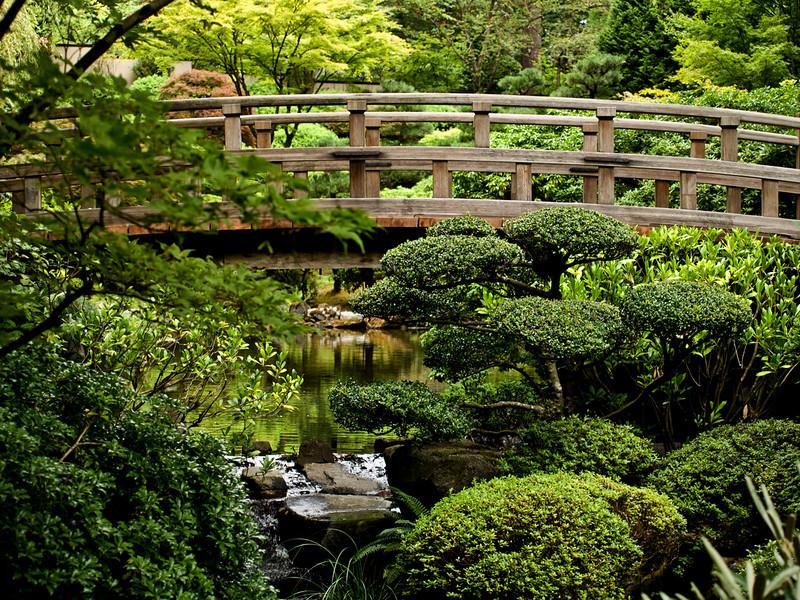 Japanese Gardens.