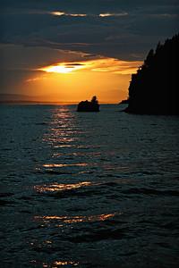 Lake Champlain August - 2008