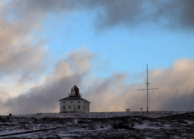Cape Spear light Newfoundland