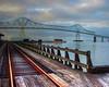 Bridge from Astoria, OR to Washington across the Columbia