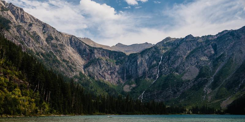 Avalanche Lake - Glacier National Park, MT