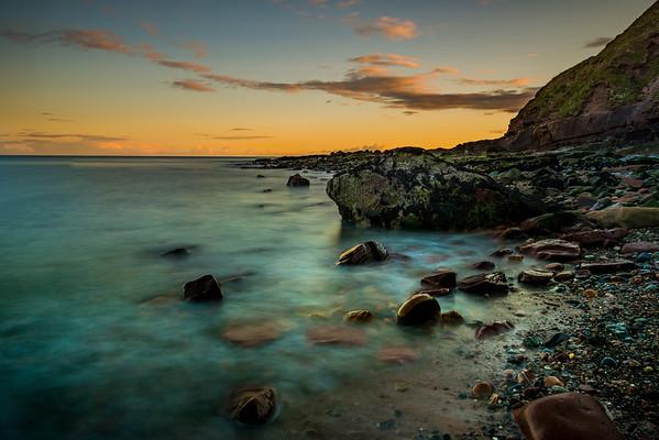 St Bees Beach - Whitehaven, Cumbria