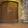 Gallery Door, River Street, Savannah, GA