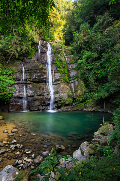 德興瀑布<br /> Desing Waterfall