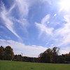 This & the following 20 pictures were all taken at or near Plainsboro Preserve on 25 October 2009.  Some days it's just all about the sky.  There are another 23 pictures rendered in monochrome in the black & white gallery.