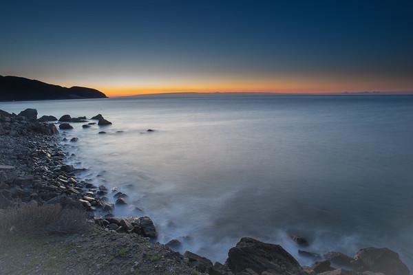 Point Mugu Sunrise