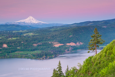 Columbia River Sunrise-2