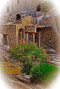 Pompeii-Naples, Italy