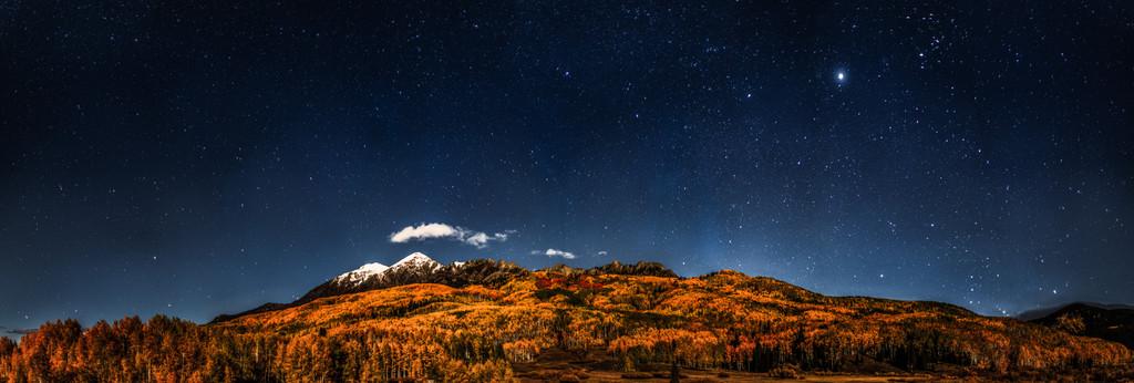 Kebler Pass Colorado