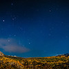 "<font size=""5"" font="""" face=""trajan pro, Copperplate Gothic Bold""><b>Kebler Pass</b></font> <font face=""trajan pro"">Moonlight covers the autumn aspen groves of Kebler pass near Crested Butte Colorado</font>"