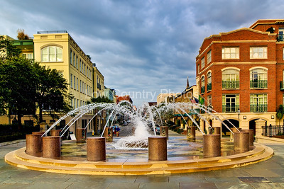 Water Fountain - Charleston SC
