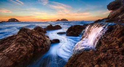Sutro Baths, San Francisco, California