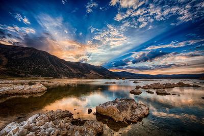 Mono Lake, Caifornia
