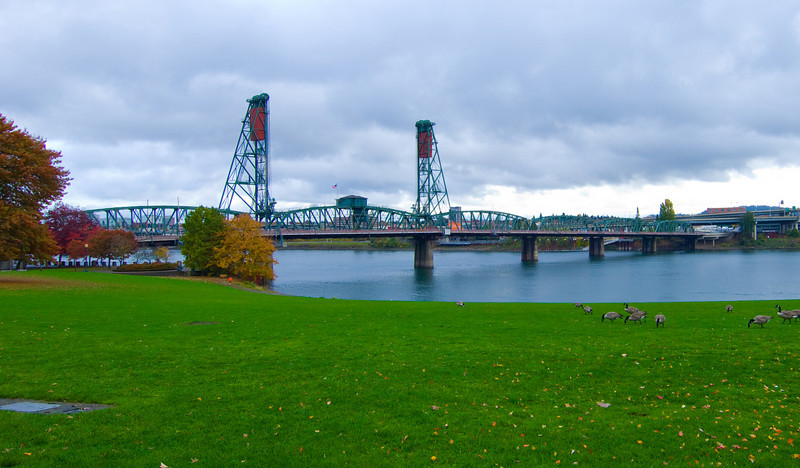 View Portland Waterway