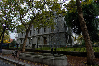 CourtHouse, Pioneer Square,  Portland