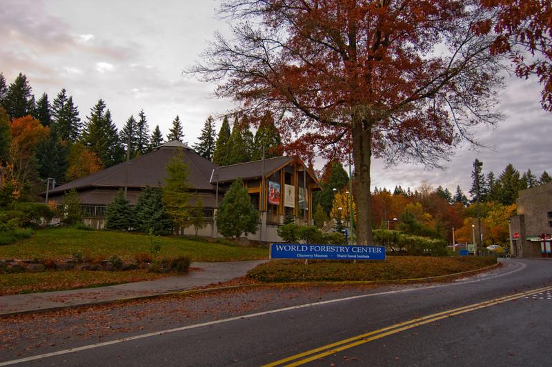 Portland Forestry Campus
