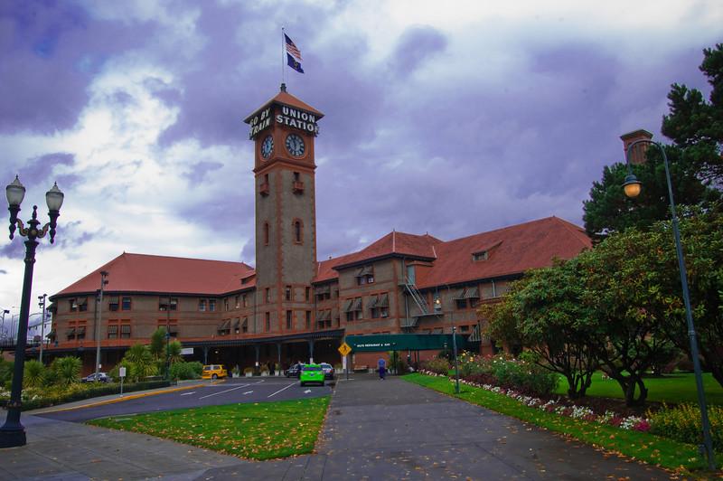 Union Station Portland