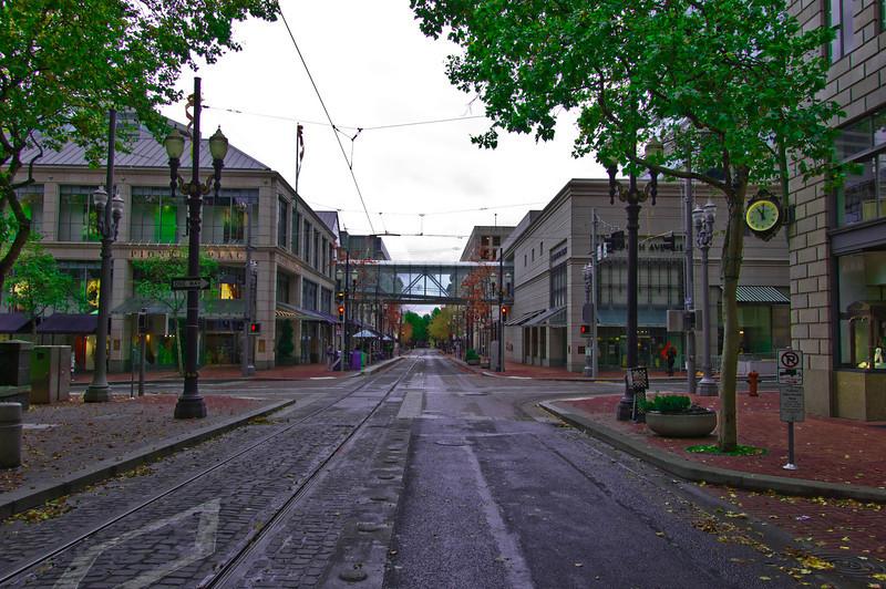 Pioneer Square Portland