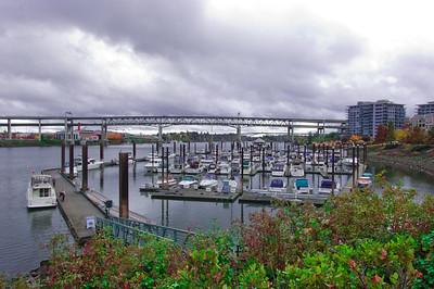 View Portland Marina