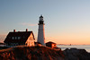 Morning Light on Portland Head Light
