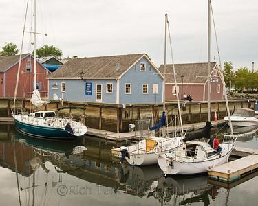 Charlottetown Marina, PEI
