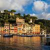 13/09/2013 – 07:58 Portofino alle prime luci del mattino. Golfo del Tigullio, Riviera Ligure di Levante. Genoa Italy