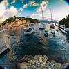 13/09/2013 – 07:43 Portofino alla prima luce del mattino, Golfo del Tigullio, Riviera Ligure di Levante, Genova Italy