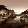 13/09/2013 – 06:21 Portofino al crepuscolo di un nuovo giorno. Golfo del Tigullio, Mar Ligure. Genoa Italy