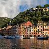 13/09/2013 – 08:08 Portofino all'alba, Golfo del Tigullio, Riviera Ligure del Levante, Genoa Italy